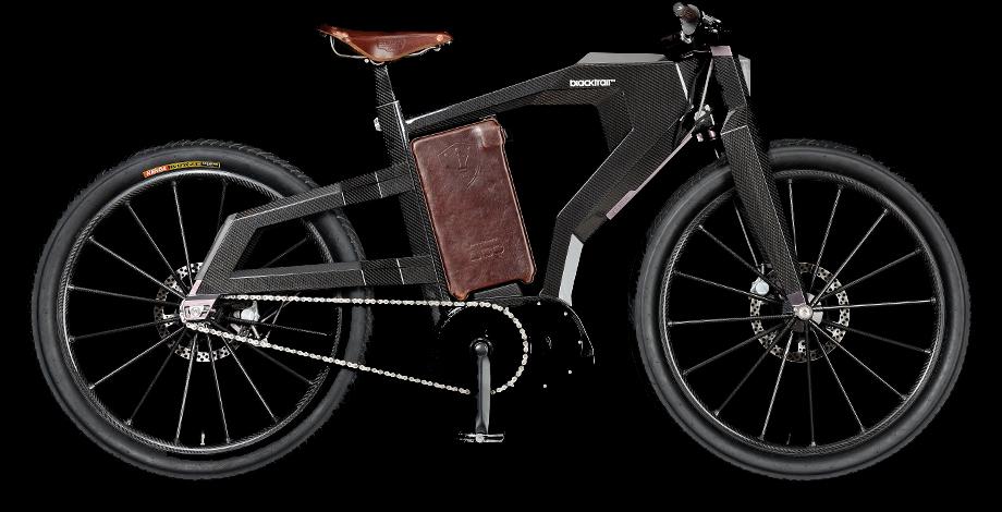Jay Leno Rides Blacktrail Worlds Fastest E Bike